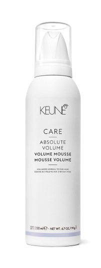 Care absolute volume Mousse